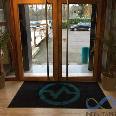 Tapis logo Vertical Art